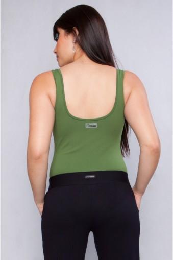Body fitness básico-Verde