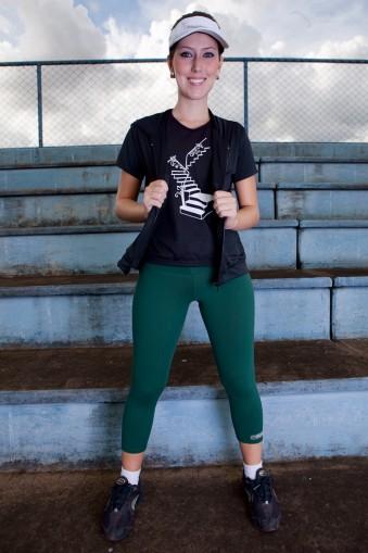 Legging fitness básica-Verde